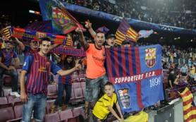 «Барселона» забила шесть мячей «Роме» в Лиге чемпионов