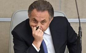 Мутко рассказал о невозможности работы WADA на территории России