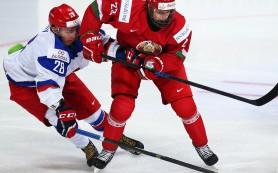 Молодежная сборная России, одолев белорусов, вышла в плей-офф чемпионата мира