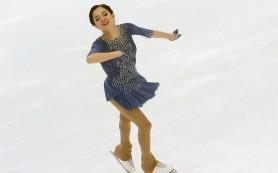 15-летняя фигуристка выиграла чемпионат России
