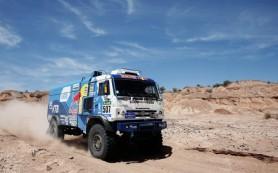 Члены экипажей команды «КАМАЗ-мастер» отправились на ралли-рейд «Дакар-2016»