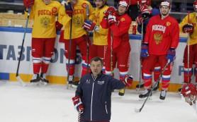 Олег Знарок: На матч со шведами с составом определились