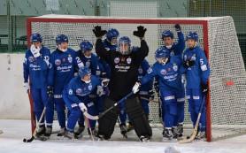 Столичное «Динамо» лидирует в Суперлиге