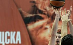 Баскетболисты ЦСКА обыграли «Бамберг» в матче топ-16 Евролиги