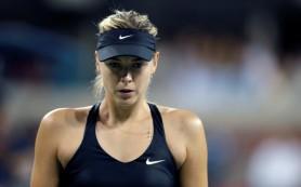Шарапова опустилась на пятую строчку в рейтинге WTA