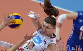 Российские волейболистки завоевали путевку на Олимпиаду в Бразилии