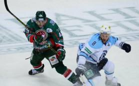 ХК «Сибирь» расторг контракт с нападающим Дмитрием Моней