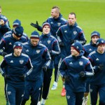 Сборная России по футболу в июне сыграет с одной из команд Великобритании