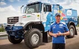 «КАМАЗ-мастер» планирует выставить на «Дакар-2017» одну капотную версию машины