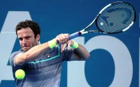 Габашвили уступил сербу Троицки в полуфинале турнира в Сиднее