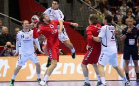 Россия обыграла Черногорию на чемпионате Европы по гандболу