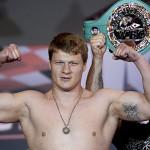 Скончался тренер российского боксера Александра Поветкина