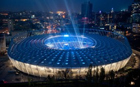 Онлайн-трансляция матча Лиги чемпионов «Динамо» К — «Манчестер Сити»