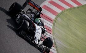 Хюлькенберг показал лучшее время в третий день тестов «Ф-1» в Барселоне