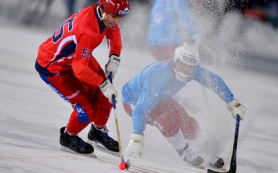 Сборная России стала чемпионом мира по хоккею с мячом