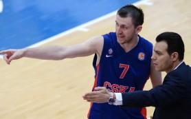 Баскетболисты ЦСКА обыграли мадридский «Реал» в матче топ-16 Евролиги