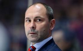 Ротенберг: Зубов достойно отработал сезон главным тренером ХК СКА