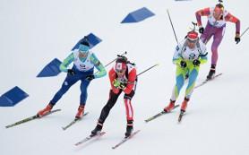 Чемпионат мира по биатлону: восемь стран с медалями, Россия без наград