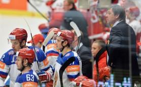 Представлена форма сборной России по хоккею на Кубок мира-2016