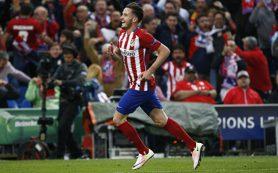 Мадридский «Атлетико» обыграл «Баварию» в первом полуфинальном матче ЛЧ