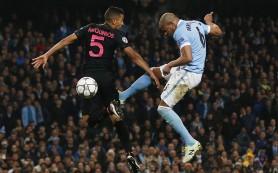 «Манчестер Сити» обыграл ПСЖ и вышел в полуфинал ЛЧ