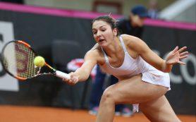 Российские теннисистки покинули Мировую группу Кубка Федерации