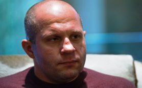 Федор Емельяненко рассказал о предстоящем сопернике