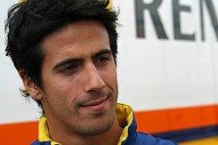 Бразильский пилот Лукас ди Грасси победил на этапе «Формулы-Е» в Париже