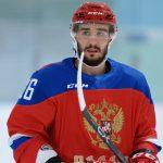 СМИ: хоккеисту Войнову нельзя играть на КМ из-за дисквалификации в НХЛ