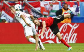 Сборная Исландии отняла очки у Португалии на Евро-2016
