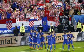 Испания проиграла Хорватии на Евро-2016