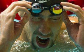 Американский пловец Фелпс отобрался на Олимпийские Игры в Рио
