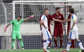 Российская сборная неудачно съездила в австрийский Инсбрук