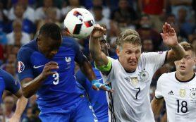 Франция обыграла Германию и вышла в финал Евро-2016