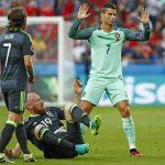 Португалия обыграла Уэльс и вышла в финал Евро-2016