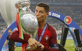 Роналду: Я всегда верил в игроков сборной Португалии