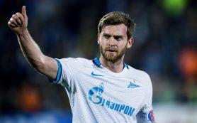 Агент: футболисту «Зенита» Ломбертсу не поступало конкретных предложений по переходу