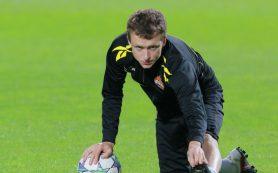 Мамаева вернули к тренировкам с основным составом ФК «Краснодар»