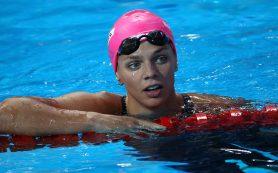 Агент: лидер сборной РФ по плаванию Ефимова должна быть внесена в заявку на ОИ в пятницу