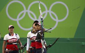 Российские лучницы впервые в истории завоевали «серебро» Олимпиады