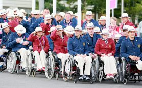Песков пообещал, что Россия защитит своих паралимпийцев