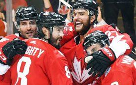 Канадцы сыграют против сборной Европы в финале Кубка мира по хоккею