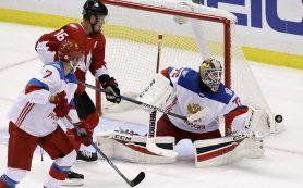 Российские хоккеисты проиграли в овертайме Канаде