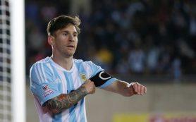 Месси вернулся в сборную Аргентины и принес ей победу