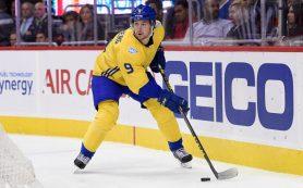 Швеция всухую обыграла Финляндию на Кубке мира