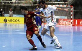 Сборная России впервые в истории вышла в финал ЧМ по мини-футболу