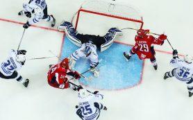 Столичное «Динамо» — лидер регулярного чемпионата КХЛ
