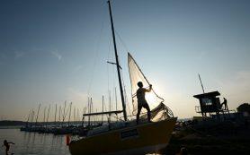 Приморские яхтсмены стали лучшими на международной регате в Китае