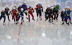 Конькобежцы в Коломне поборются за право стартовать в сборной России