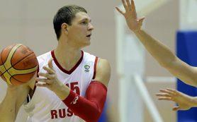 Один за всех: Мозгов вступает в сезон НБА единственным игроком из России